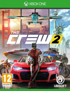 The Crew 2 (Xbox One rabljeno)