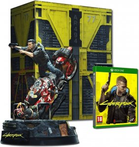 Cyberpunk 2077 Collectors Edition (Xbox One)