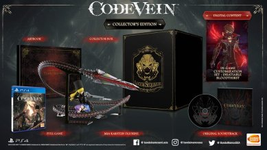 Code Vein Collectors Edition (Playstation 4)