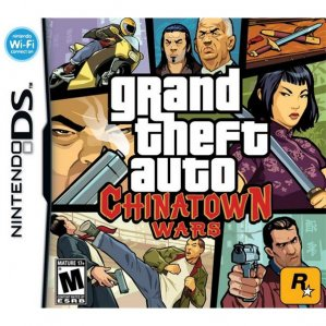 Rabljeno: Grand Theft Auto Chinatown Wars (Nintendo DS) brez ovitka