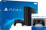 PlayStation 4 Pro 1000GB HDR VR Ready + 2x kontroler + Thats You + FIFA 17 + bon 50€ (PS4 Pro 1TB)