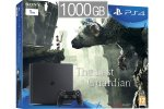 PlayStation 4 Slim 1000GB + The Last Guardian + bon 30€ (PS4 Slim 1TB)