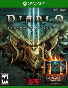 Rabljeno: Diablo III Eternal Collection (Xbox One)