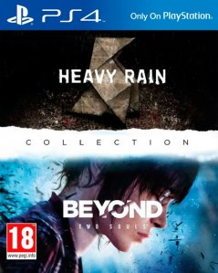 Heavy Rain and Beyond Two Souls Collection (PlayStation 4)