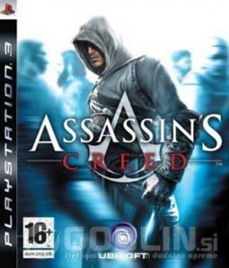 Rabljeno: Assassins Creed (PlayStation 3)