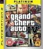 Grand Theft Auto 4 (GTA IV) - Platinum Edition (PlayStation 3)
