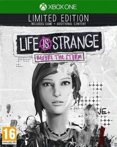 Life is Strange: Before the Storm Limited Edition (Xbox One rabljeno)