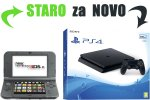 Staro za novo: Tvoj New Nintendo 3DS XL za PlayStation 4 Slim 500GB + bon 30€ (PS4)