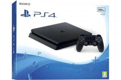 PlayStation 4 Slim 500GB HDR VR Ready + bon 30€ (PS4 Slim)