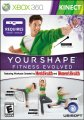 Your Shape Fitness Evolved (Xbox 360 Kinect rabljeno)