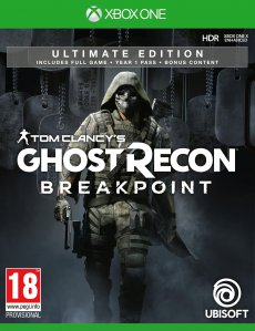 Tom Clancys Ghost Recon Breakpoint Ultimate Edition (Xbox One)