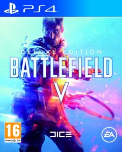 Battlefield 5 Deluxe Edition (Playstation 4)