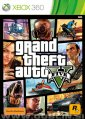 Rabljeno: Grand Theft Auto V - GTA 5 (Xbox 360)