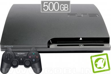 Rabljeno: PlayStation 3 Slim 500GB + Jailbreak PRO + FIFA 15 + 1 leto garancije (PS3)
