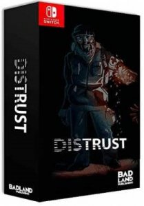 Distrust Collectors Edition (Nintendo Switch)