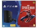 PlayStation 4 Pro 1000GB HDR VR Ready + Spider Man + bon 50€ (PS4 Slim 1TB)