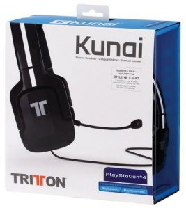 Tritton Kunai slušalke (Playstation 4)