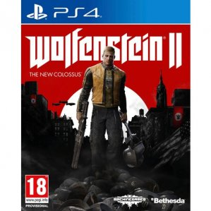 Wolfenstein 2: The New Colossus (PlayStation 4)