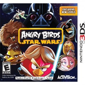 Rabljeno: Angry Birds Star Wars (Nintendo 3DS)