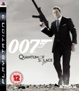 Rabljeno: 007 Quantum of Solace (PlayStation 3)