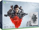 Xbox One X 1TB Gears 5 Limited Edition + 225 iger + Xbox Live Gold + bon 50€