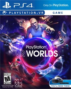 Rabljeno: PlayStation VR Worlds (PlayStation 4 VR)