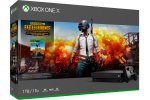 Xbox One X 1TB + PlayerUnknowns Battlegrounds + 225 iger + Xbox Live Gold + bon 50€