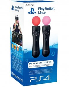 PlayStation VR Move Kontroler (Twin Pack)