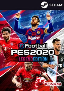eFootball PES 2020 Legend Edition (PC Steam)