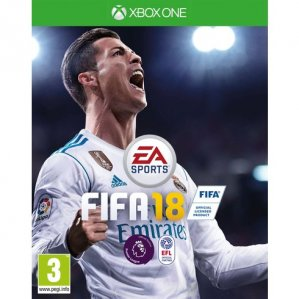 FIFA 18 + World Cup (Xbox One)