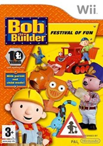 Rabljeno: Bob The Builder Festival Of Fun (Nintendo Wii)
