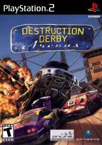 Rabljeno: Destruction Derby Arenas (PlayStation 2)