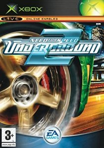 Rabljeno: Need for Speed Underground 2 (Xbox)