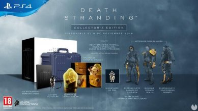 Death Stranding Collectors Edition (Playstation 4)