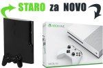 Staro za novo: Tvoj PlayStation 3 Slim za Xbox One Slim 500GB + bon 30€