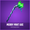 Fortnite Merry Minty Axe (PS4 | Xbox One | PC | Switch)