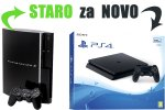 Staro za novo: Tvoj PlayStation 3 za PlayStation 4 Slim 500GB + bon 30€ (PS4)