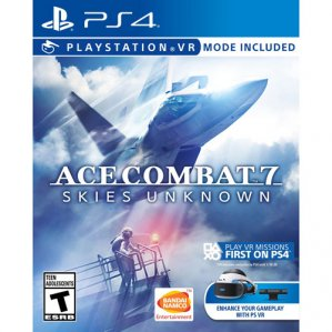 Ace Combat 7 Skies Unknown (Playstation 4)