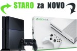 Staro za novo: Tvoj PlayStation 4 za Xbox One Slim 500GB + bon 30€