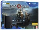 PlayStation 4 Slim 500GB HDR VR Ready + God of War + bon 30€ (PS4 Slim 500GB)