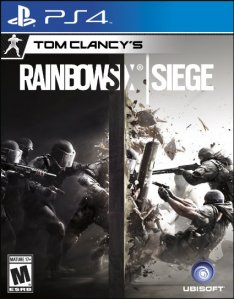 Tom Clancys Rainbow Six Siege (Playstation 4)