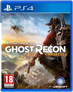 Tom Clancys Ghost Recon: Wildlands (PlayStation 4)