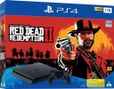 PlayStation 4 Slim 500GB HDR VR Ready + Red Dead Redemption 2 + bon 30€ (PS4 Slim)