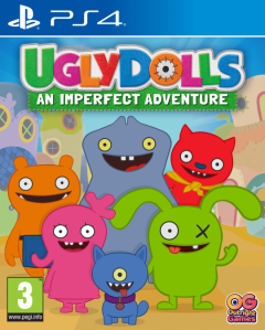 Ugly Dolls: An Imperfect Adventure (Playstation 4)