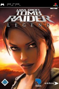 Lara Croft Tomb Raider Legend (Sony PSP rabljeno)