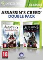 Rabljeno: Assassins Creed Brotherhood + Assassins Creed Revelations (Xbox 360)