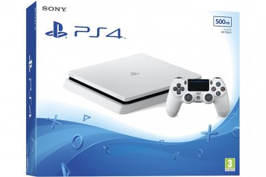 PlayStation 4 Slim 500GB bel + bon 30€ (PS4 Slim)