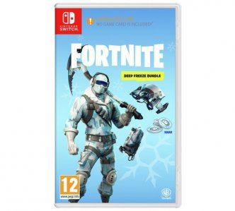 Fortnite Deep Freeze Bundle - digitalna (Nintendo Switch)