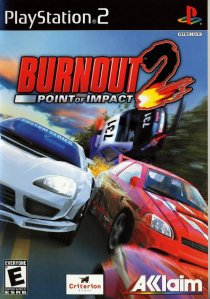 Rabljeno: Burnout 2: Point of Impact (Playstation 2)