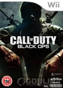 Rabljeno: Call of Duty Black Ops (Nintendo Wii)